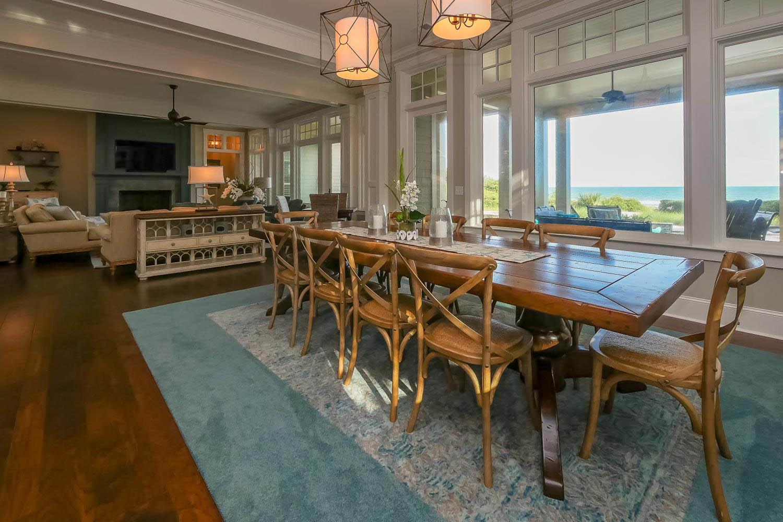 Dining area | Ocean Jewel