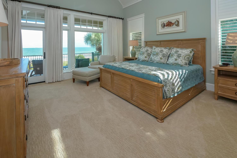 King guest BR - upper level oceanfront | Ocean Jewel