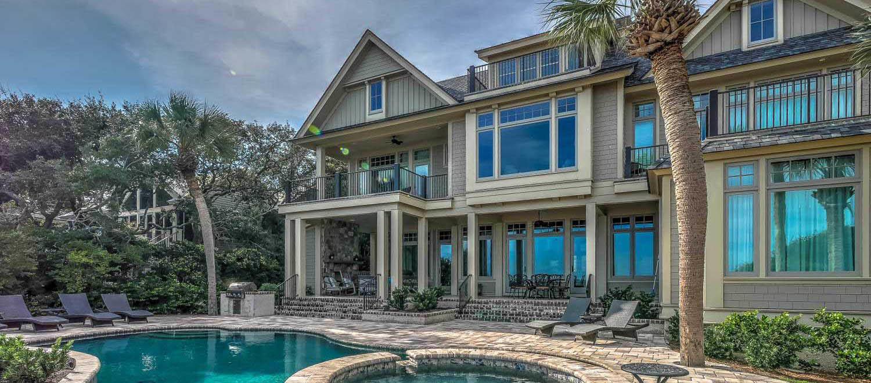 Back of house | Ocean Jewel