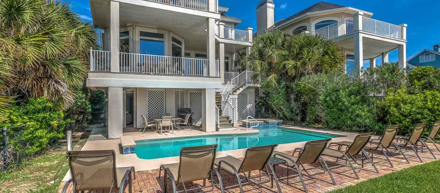 Back of house | Ocean Pointe