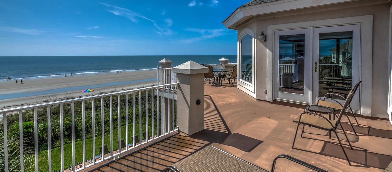Balcony - 2nd floor | Ocean Pointe