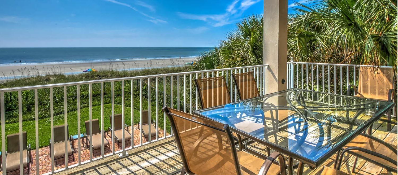 Balcony - 1st floor | Ocean Pointe