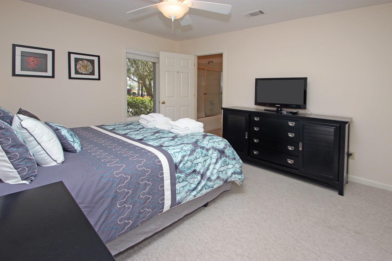 Queen bedroom one