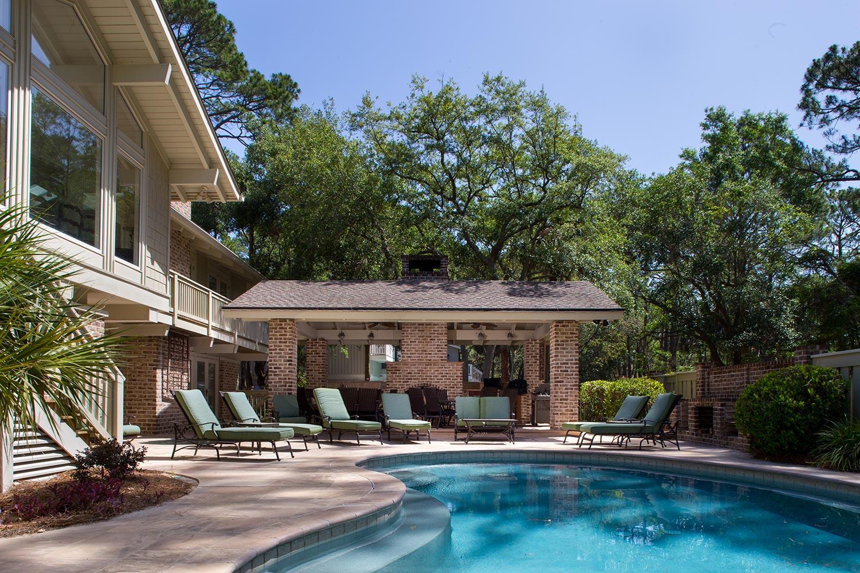 Pool Area | Royal Dream