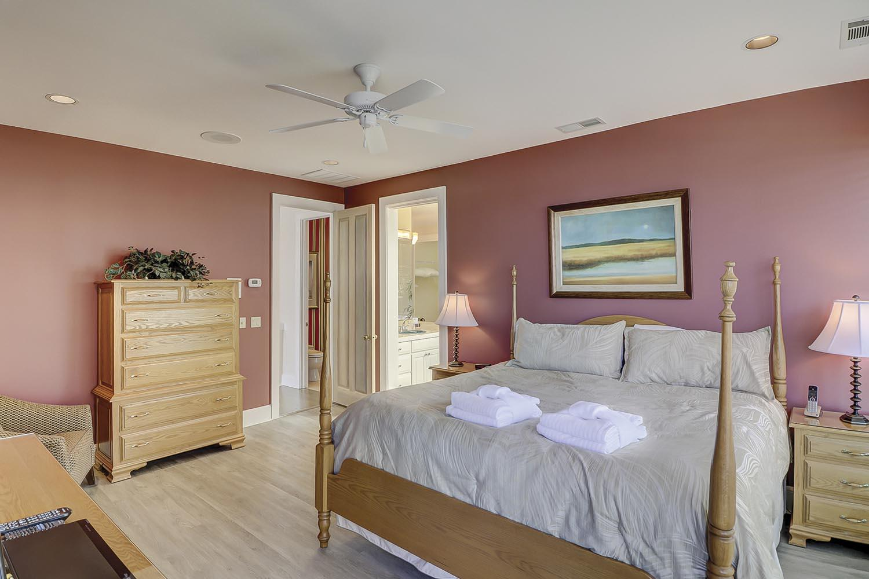 Top Floor Master Bedroom | Sandpiper