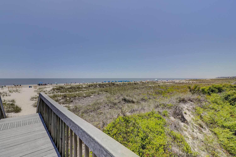 Complex Beach Access