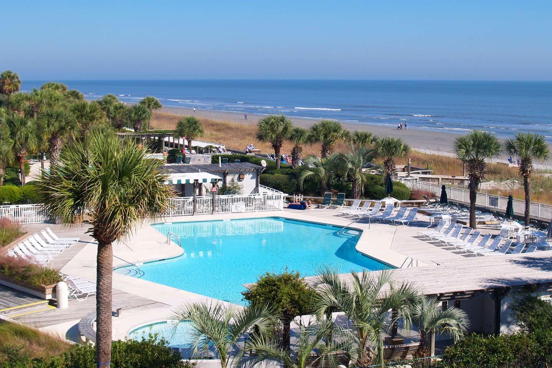 Seacrest complex pool
