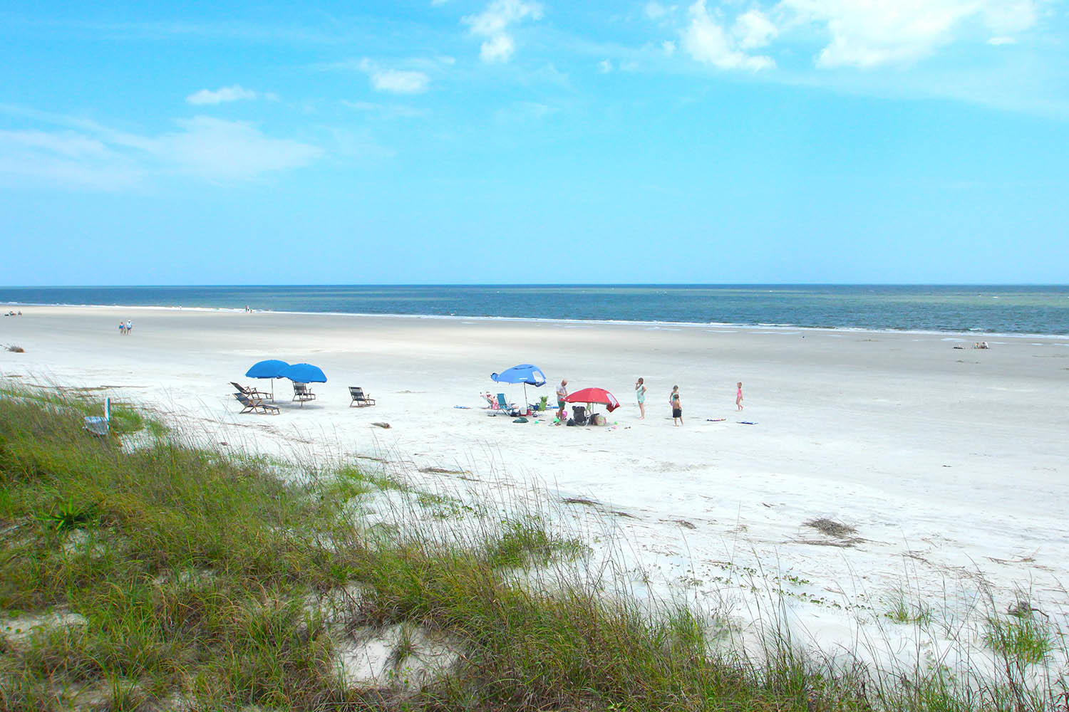 Sea Pines beach