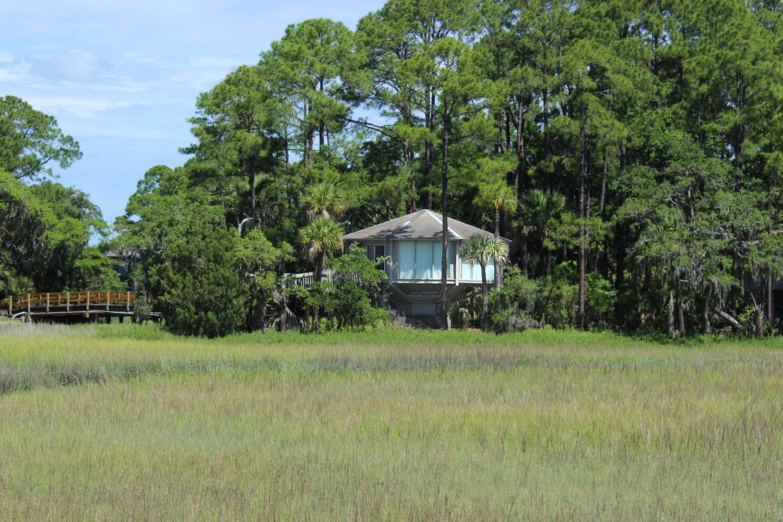 Sea Loft villas with marsh views