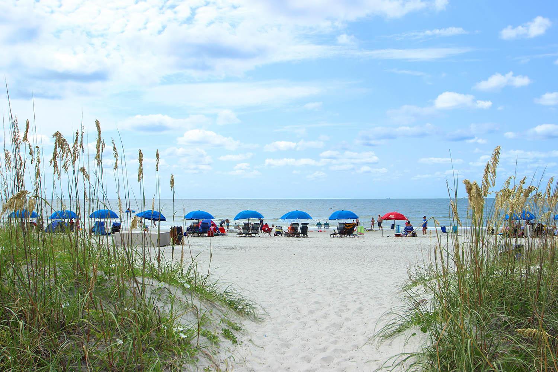 Beach at Shorewood