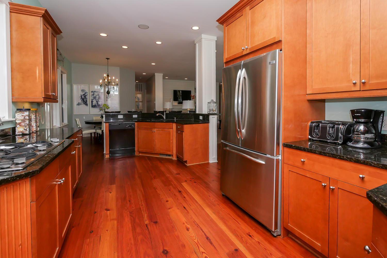 Kitchen | The Sandy Pelican