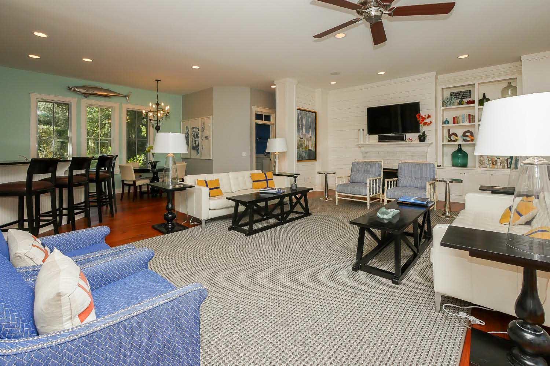Living room | The Sandy Pelican