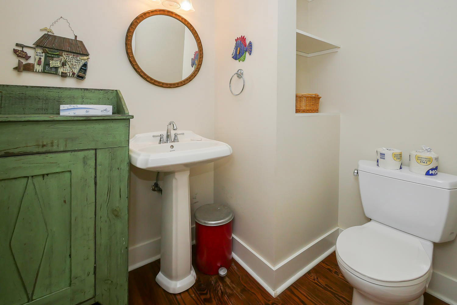 Bath for queen BR two | Vacationin