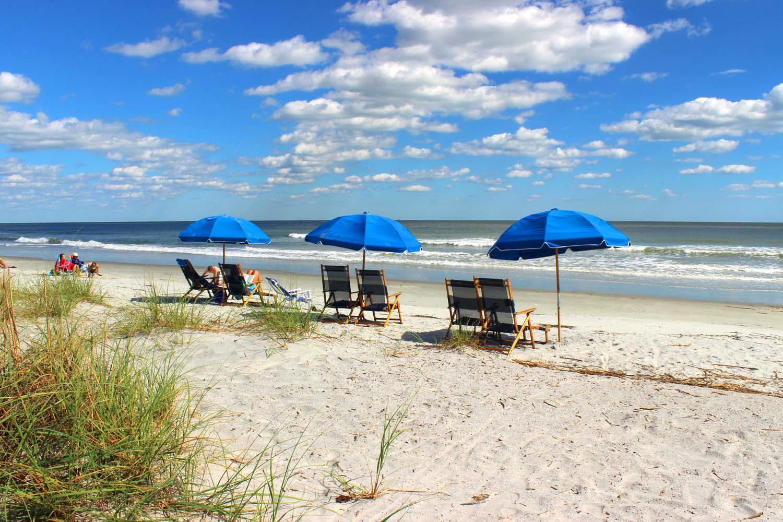 Beach at Villamare
