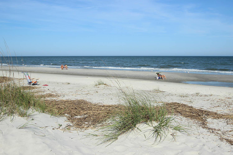 Beach at Windsor