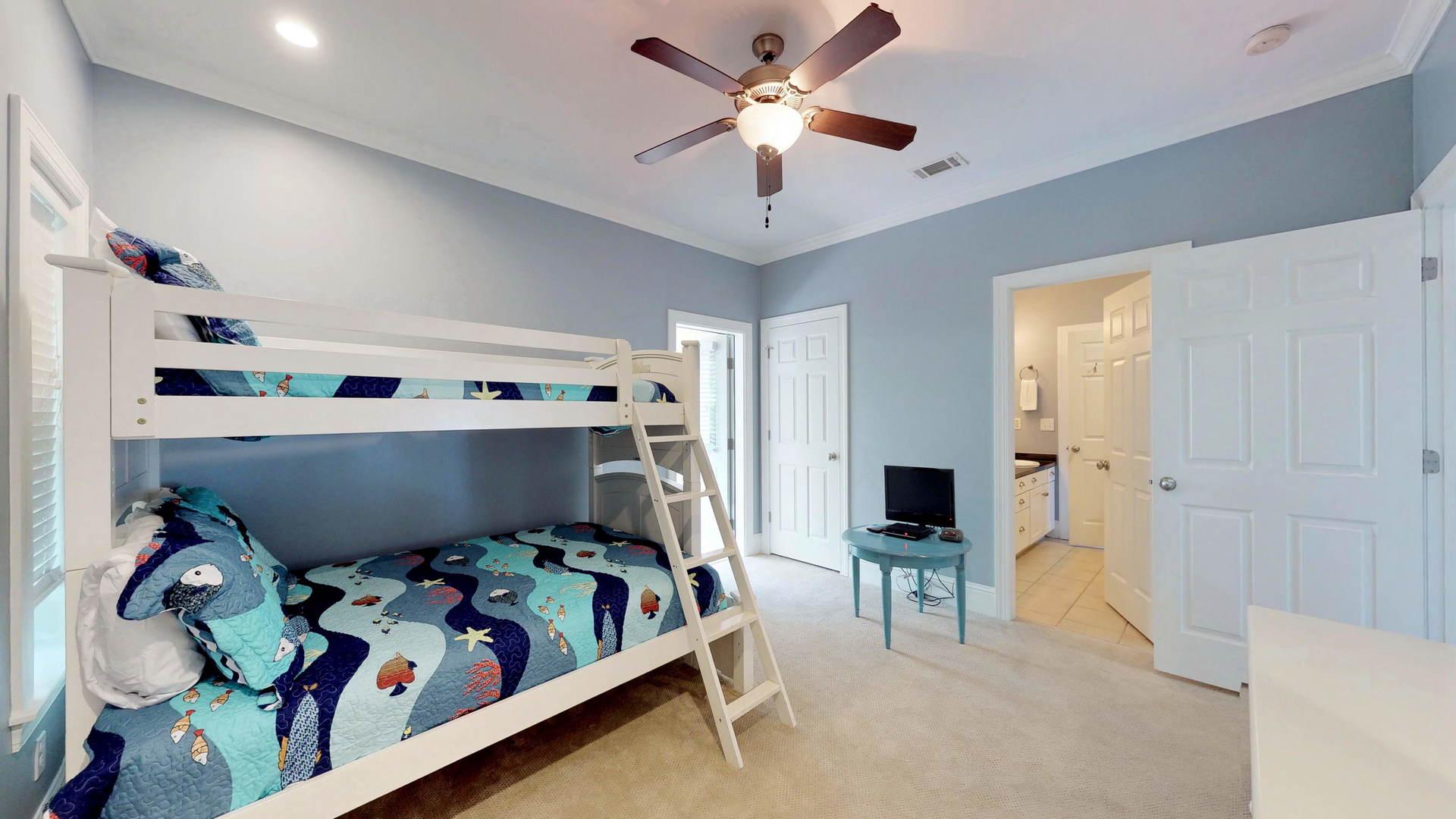 Level 1 Bunk Suite