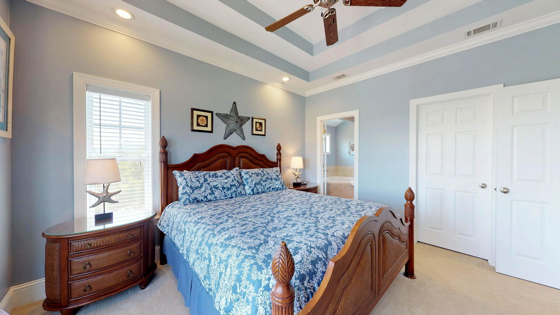 Level 2 Master King Suite