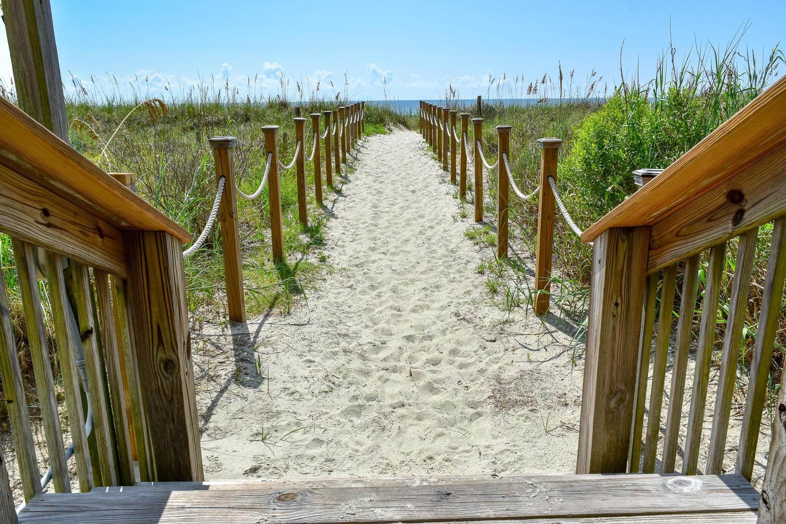 Crescent Sands H2 | Photo