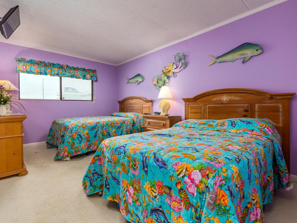 Mooring, 102 - Second Bedroom