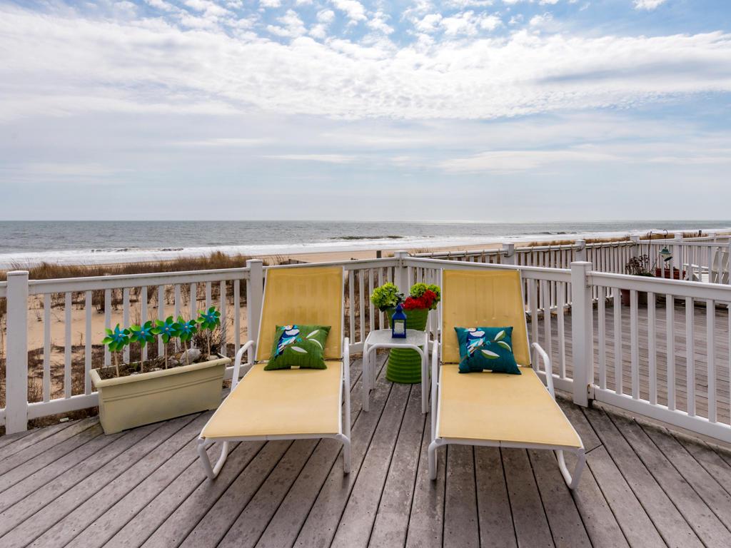 Beach Village, 6 - Ocean Front Balcony
