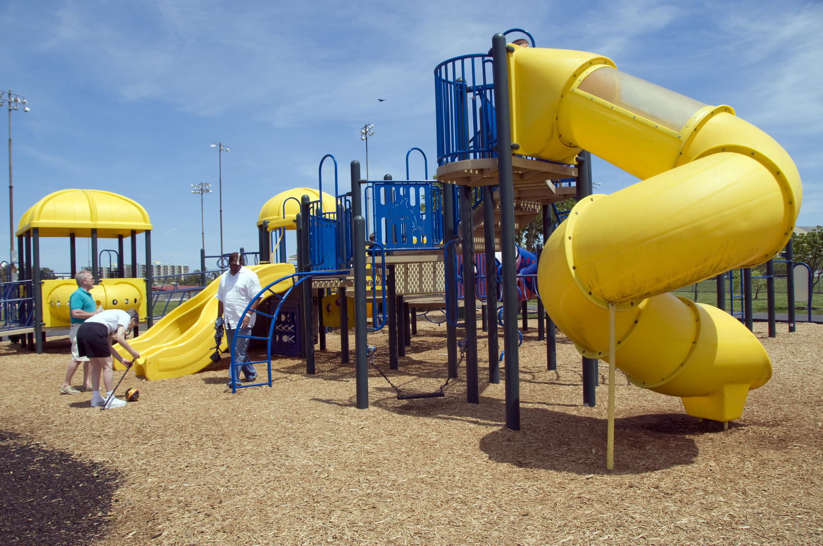 Nearby Northside Park Playground