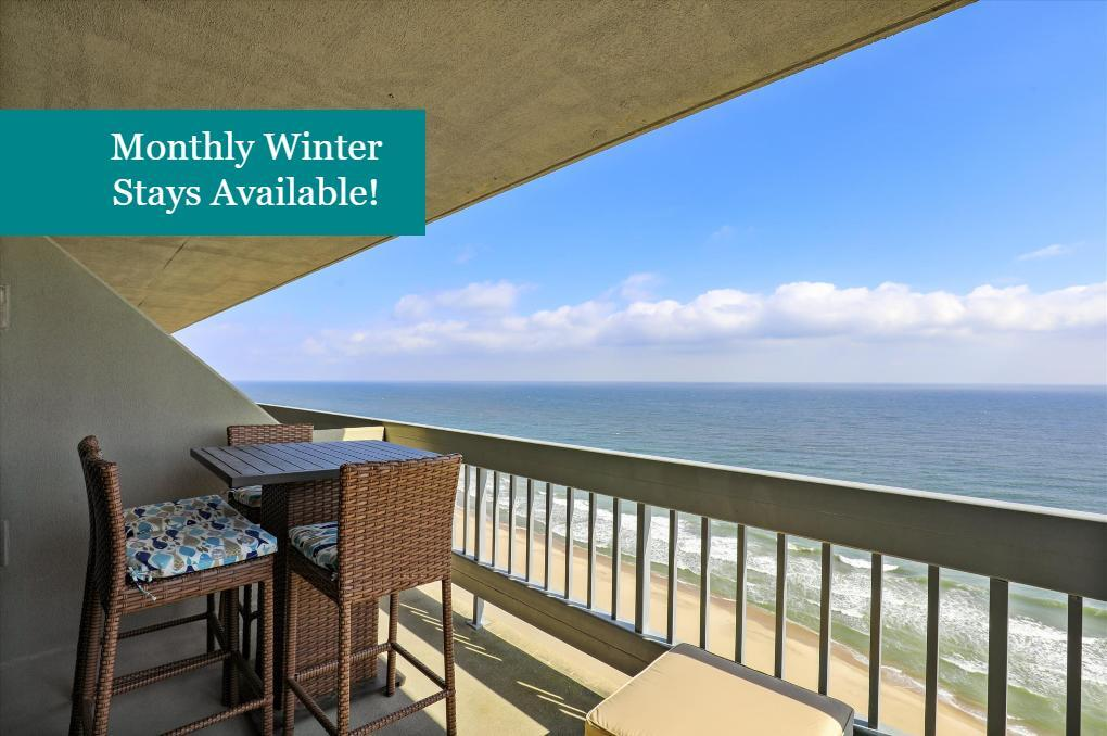 Monthly Winter Rentals Available!