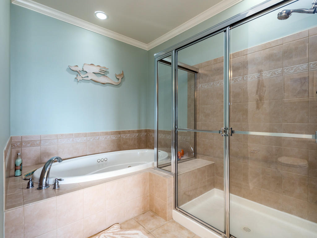 39 Fountain Drive West, 4C - Master Bathroom
