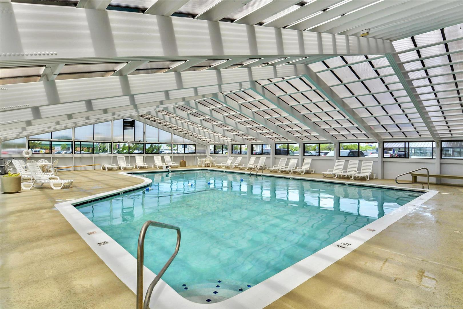 Century I - Indoor Pool