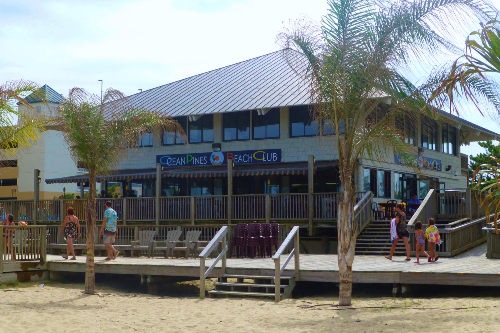 Ocean Pines Beach Club (49th St. in Ocean City)