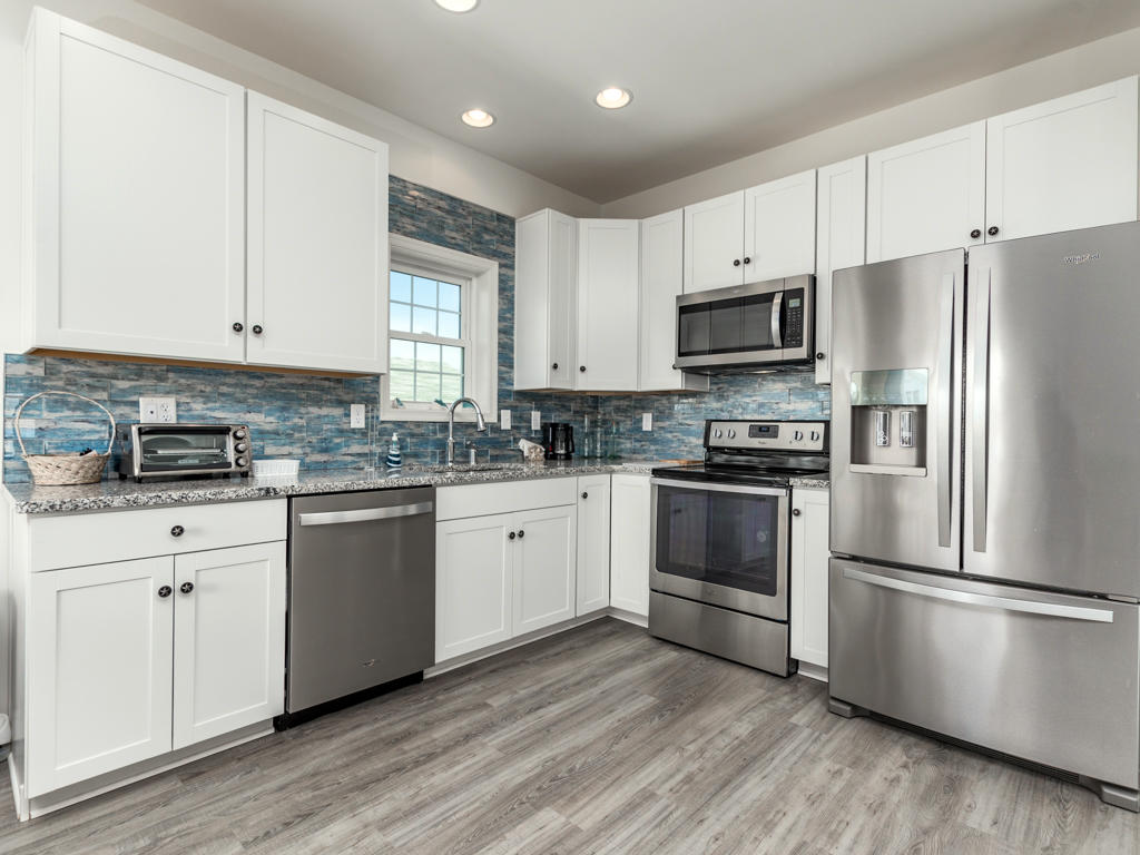 Cape Windsor - kitchen