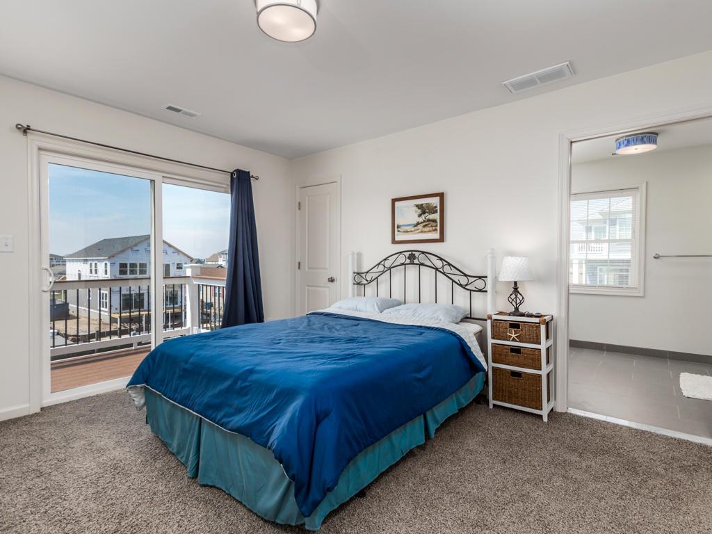 Cape Windsor - Master Bedroom
