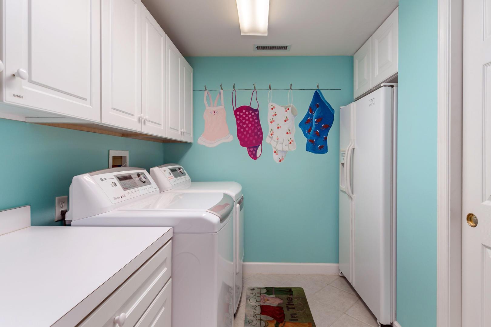 Avalon 603 - Laundry Room