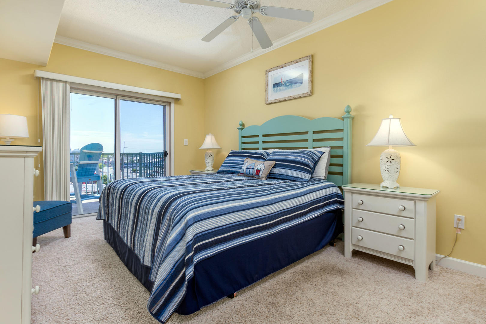 Avalon 603 - Master Bedroom