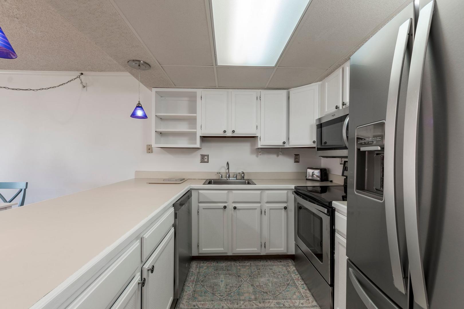 Surfcaster 401 - Kitchen