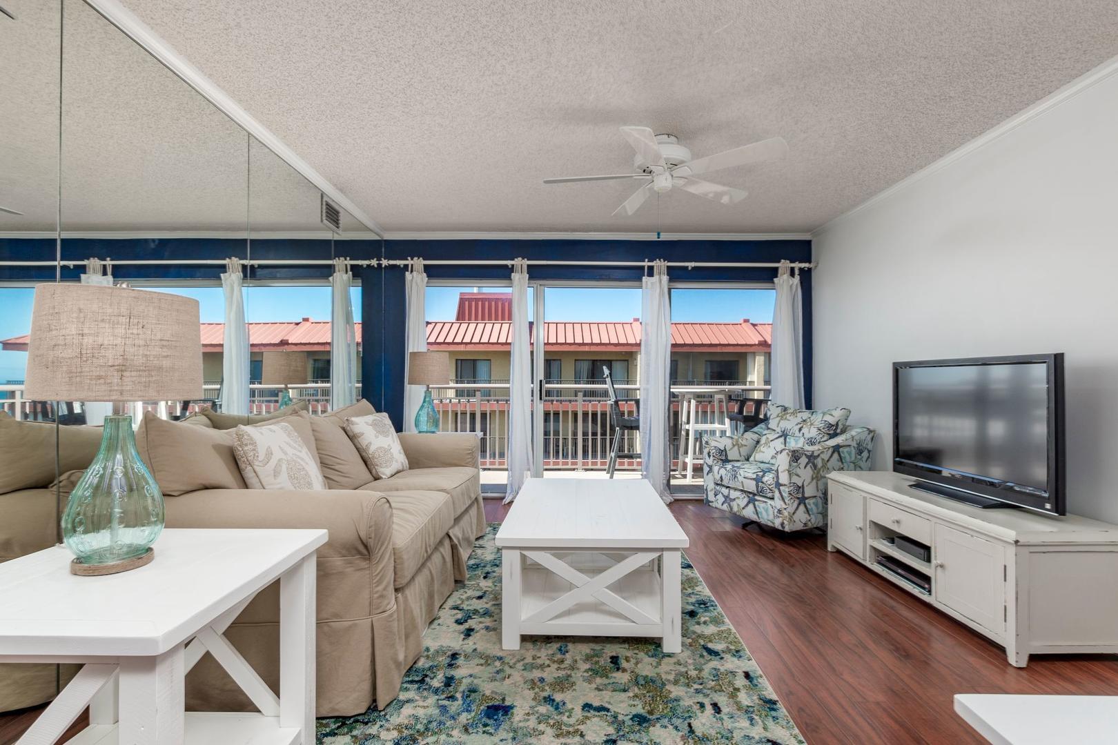 Surfcaster 401 - Living Room