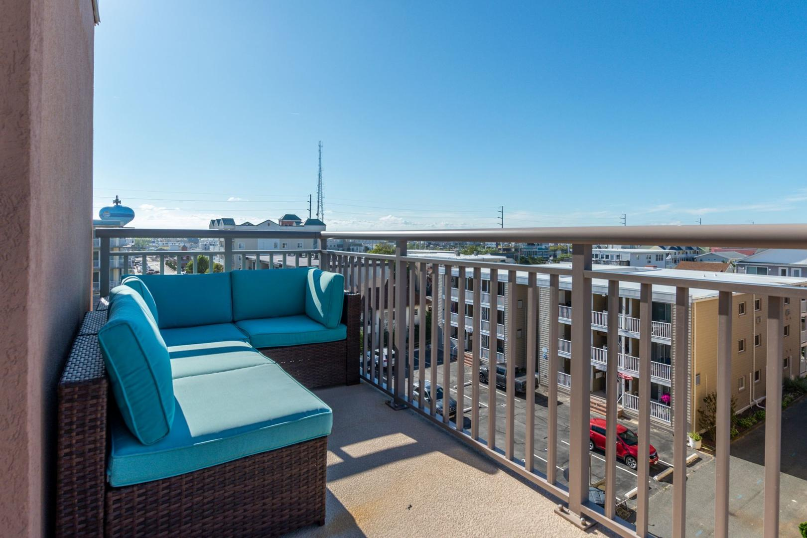 Surfcaster 401 - Balcony