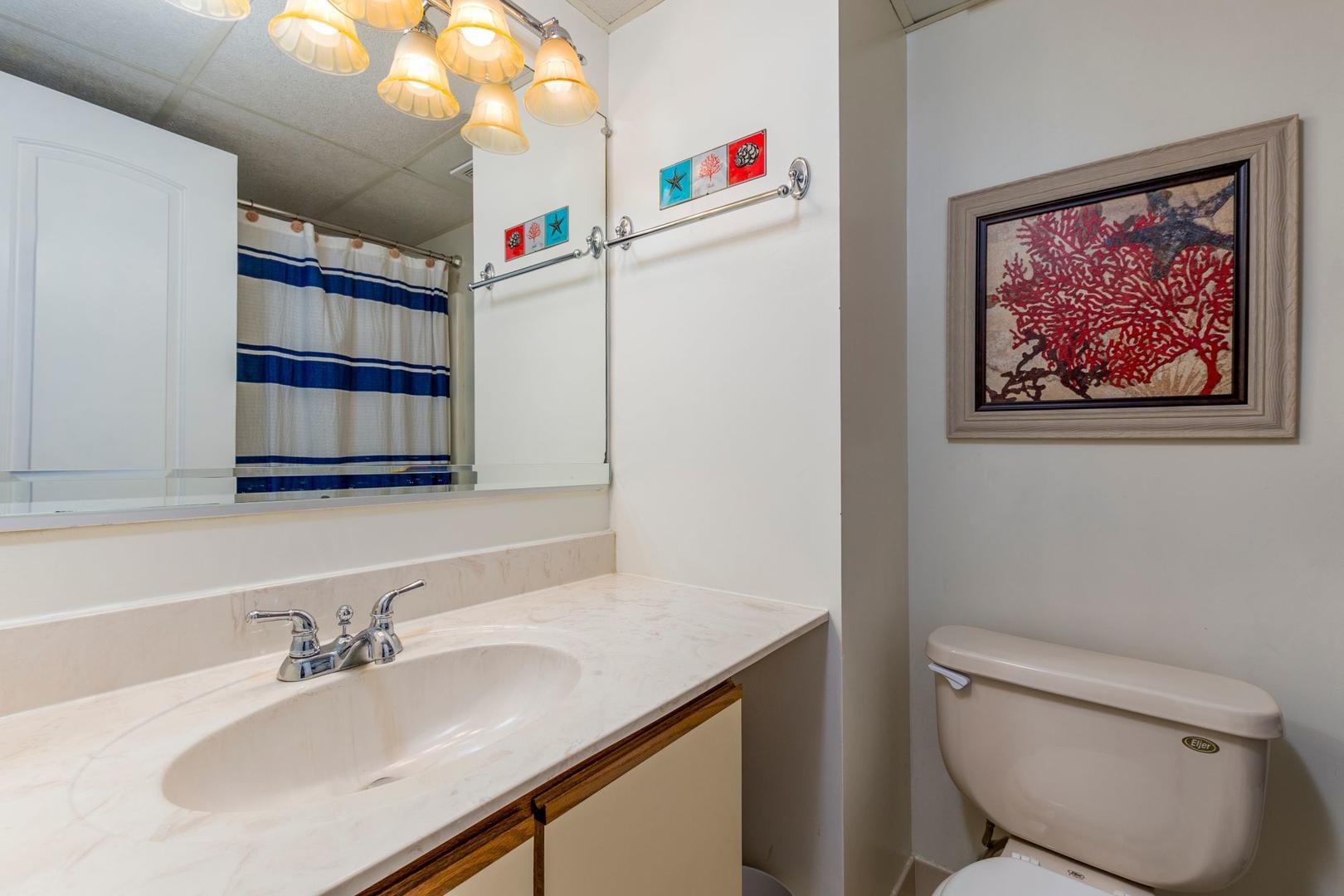 Surfcaster 401 - Bathroom 2