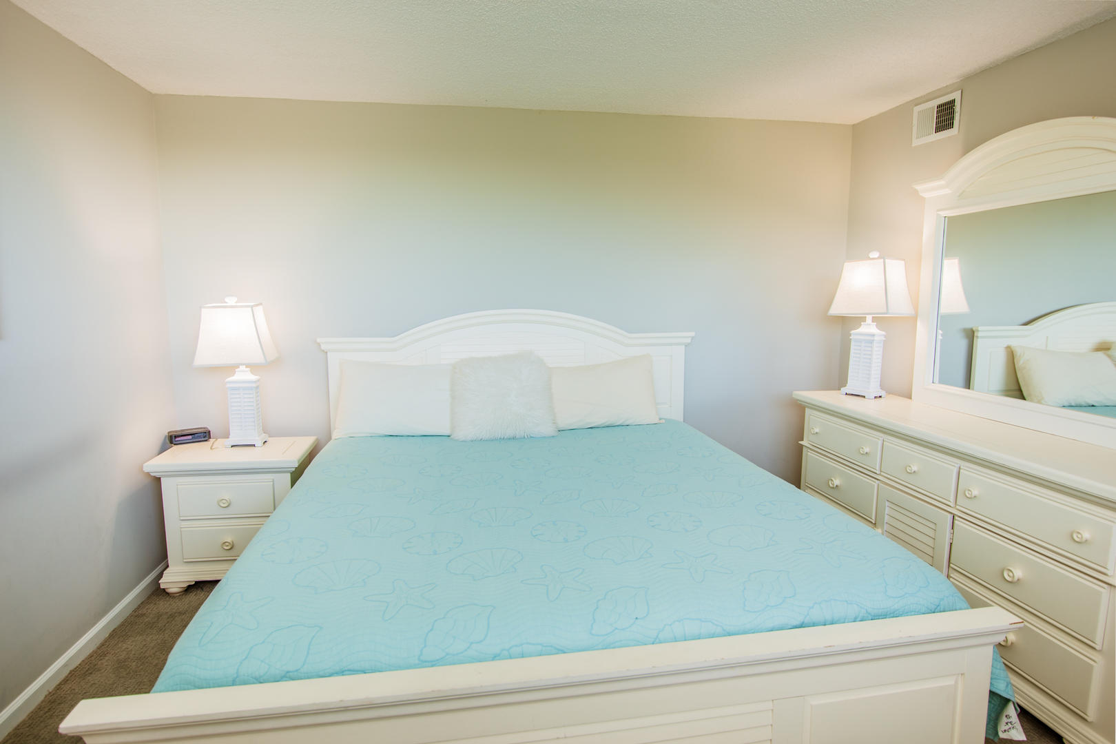 Sea Mark Tower - Bedroom 1