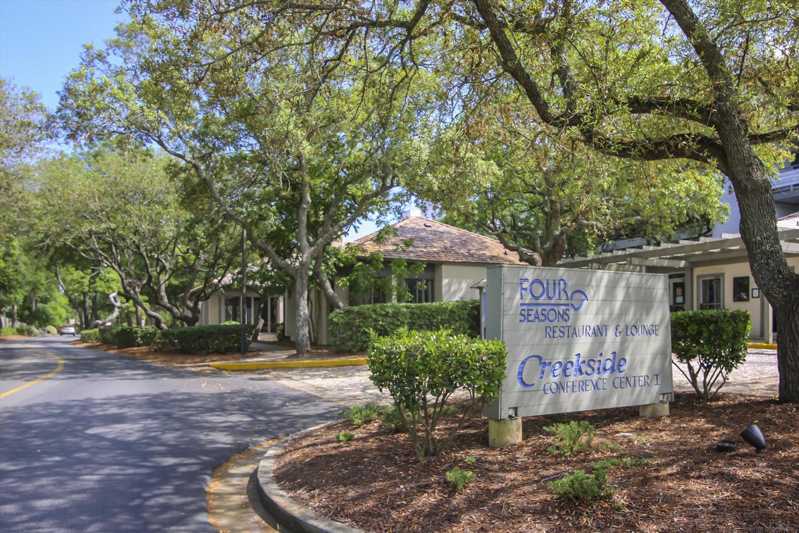 Ocean Creek On-Site Restaurant