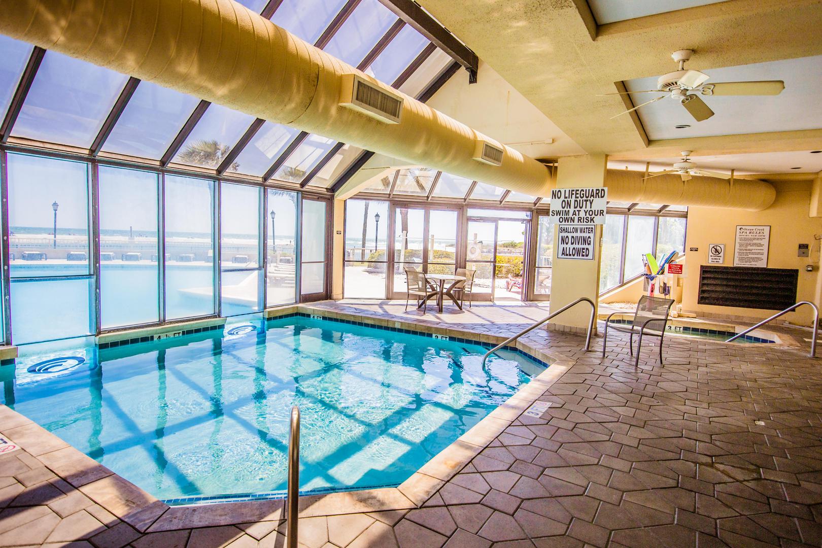 Ocean Creek HH6 - Indoor Pool