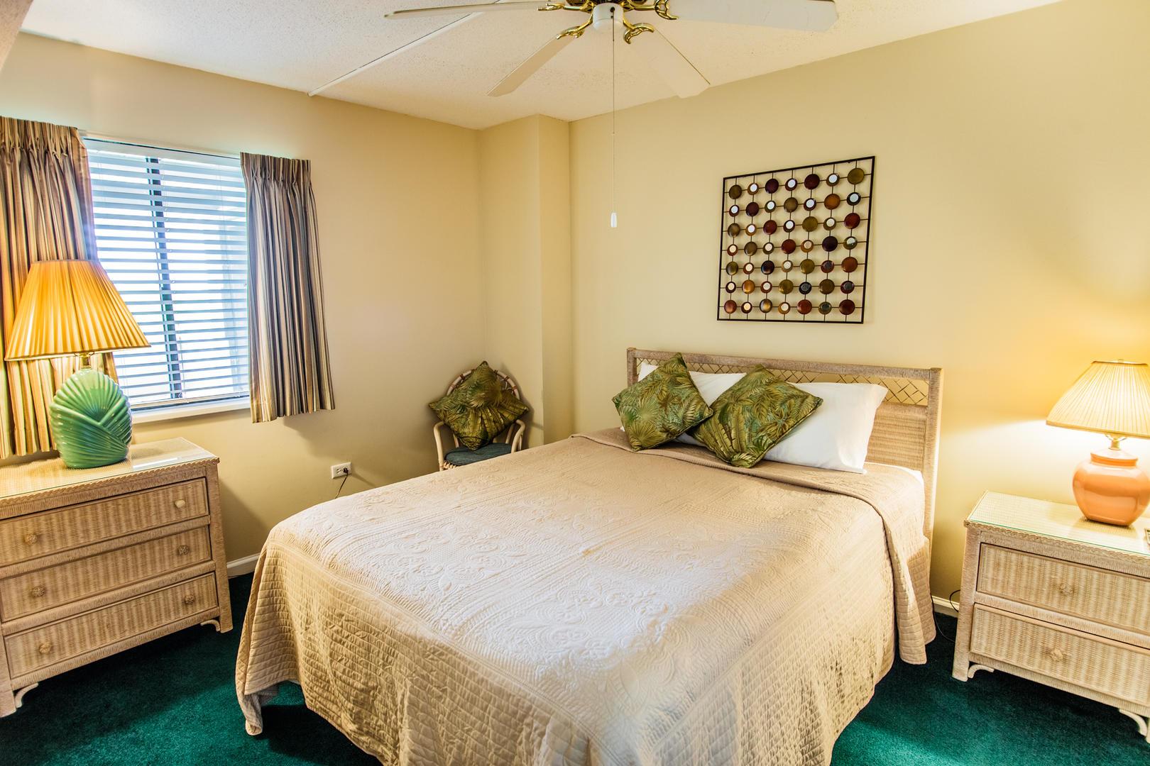 Ocean Creek HH6 - Bedroom 2