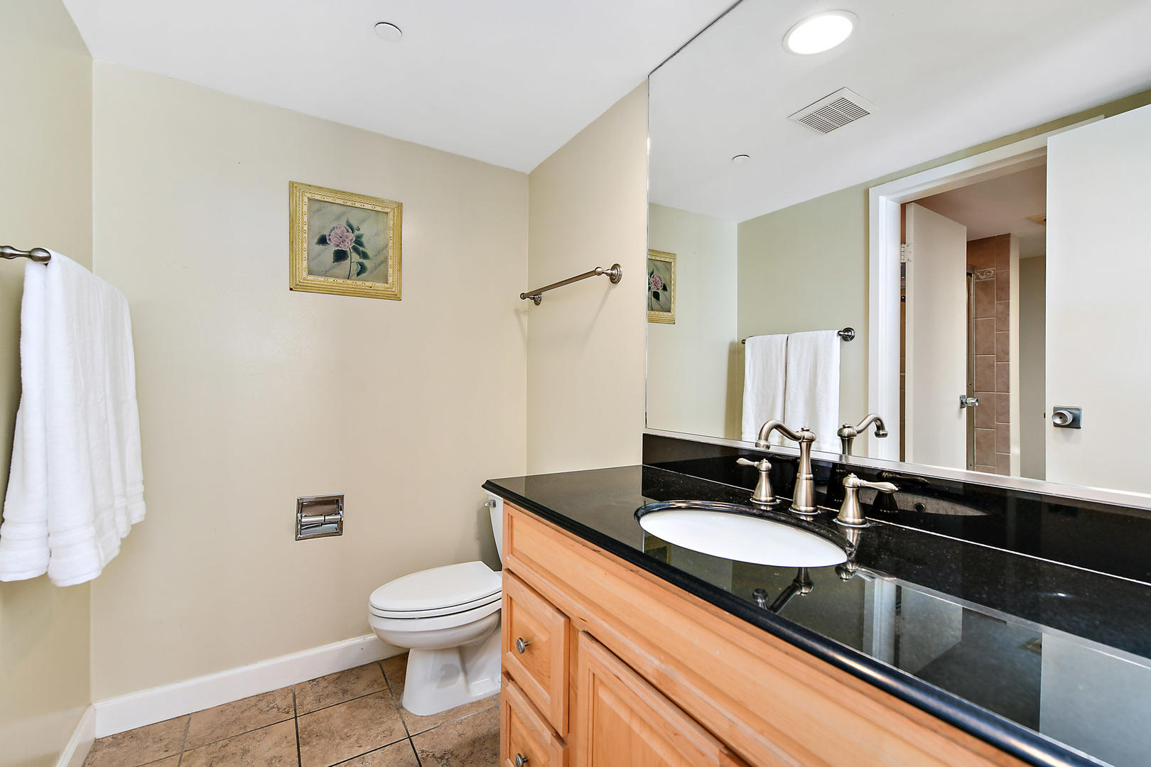 9400 Building Unit 701 - Master Bathroom