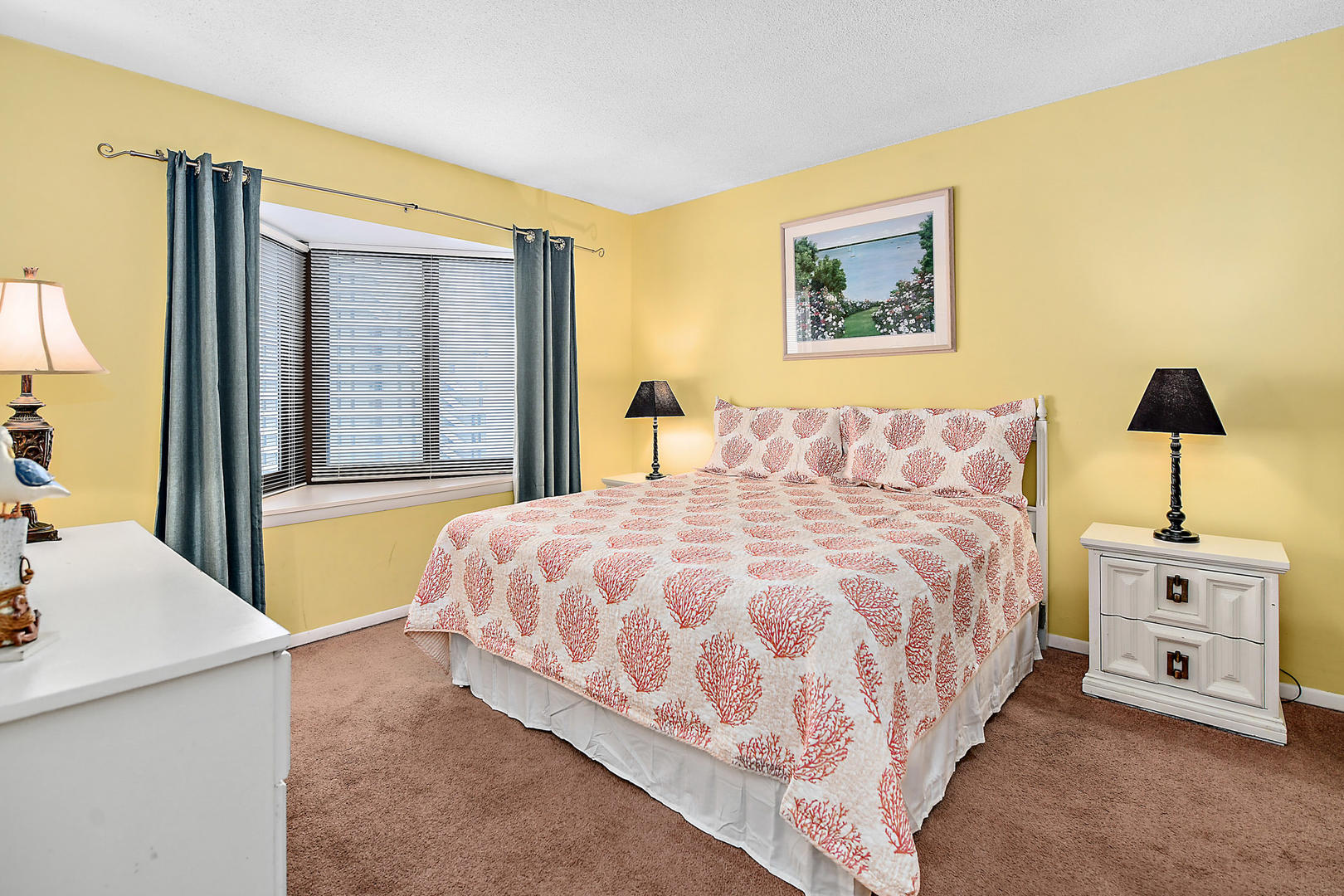 9400 Building Unit 701 - Master Bedroom