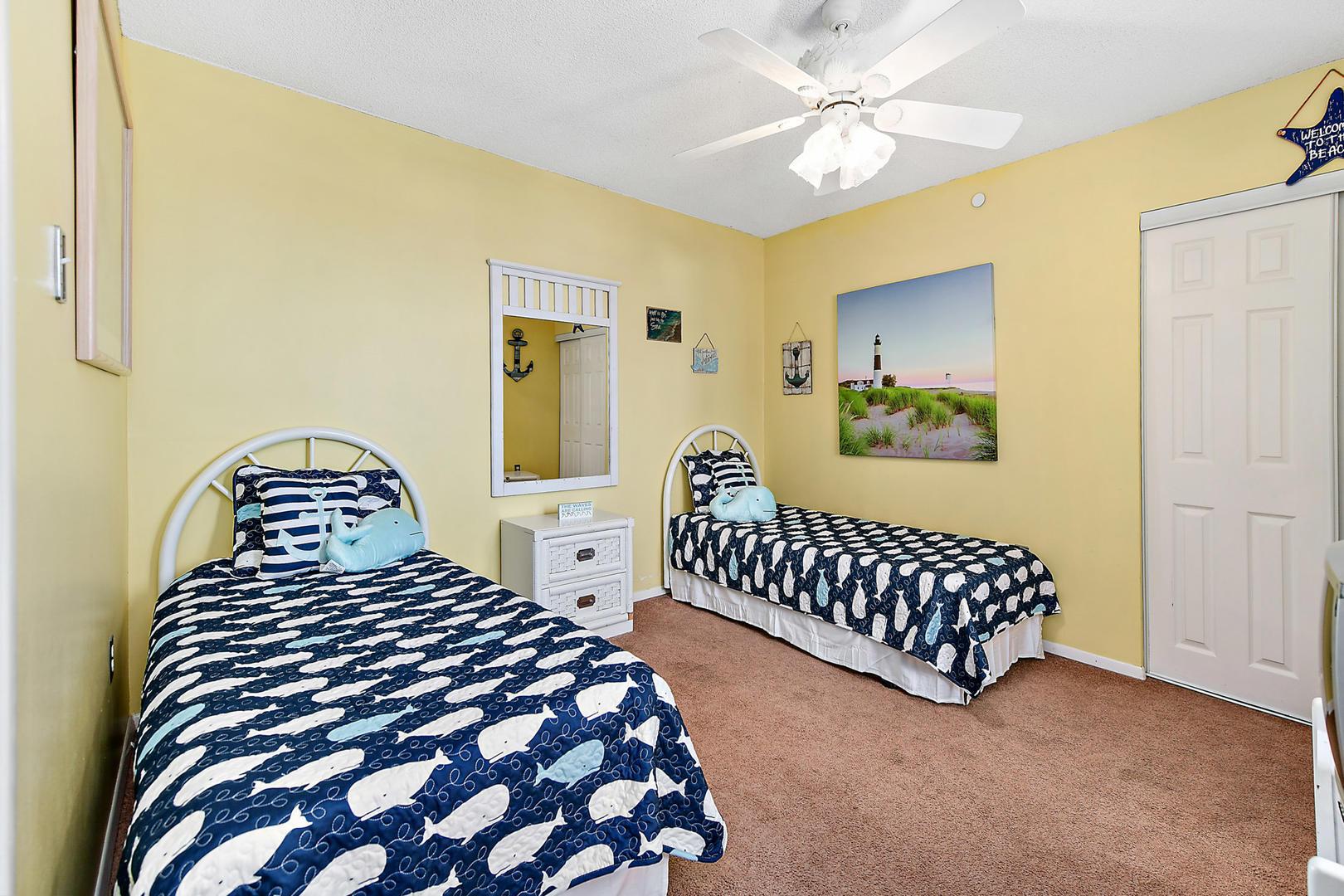 9400 Building Unit 701 - Bedroom 2