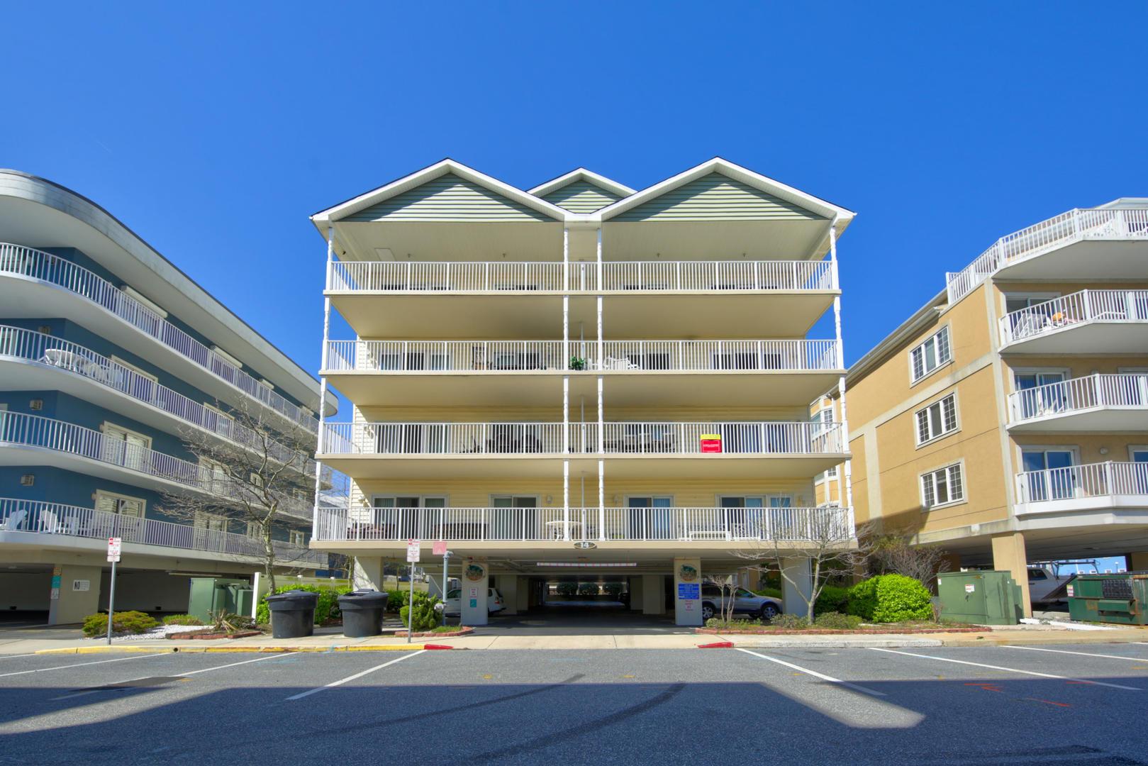Sea Palms 403 - Exterior