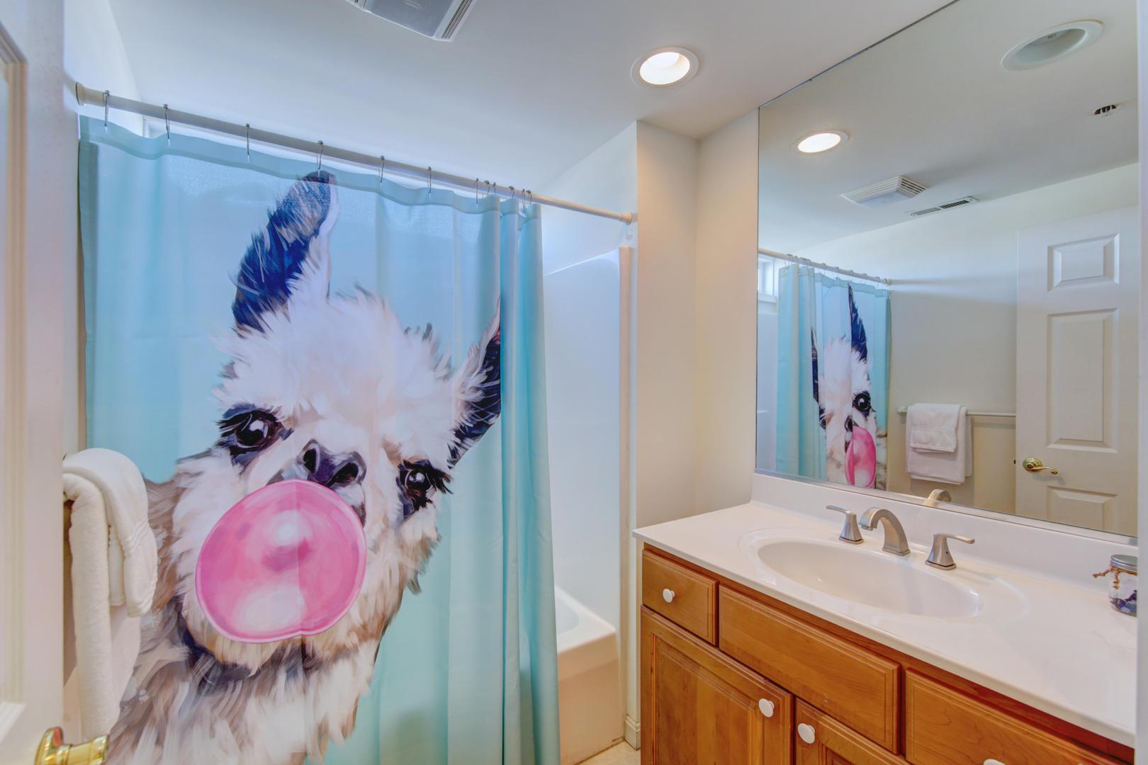 Sea Palms 403 - Bathroom