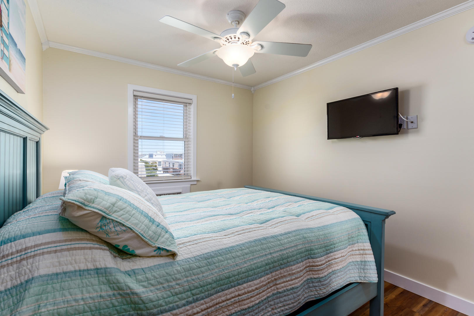 Six West Condominium, Unit 6 - Master Bedroom