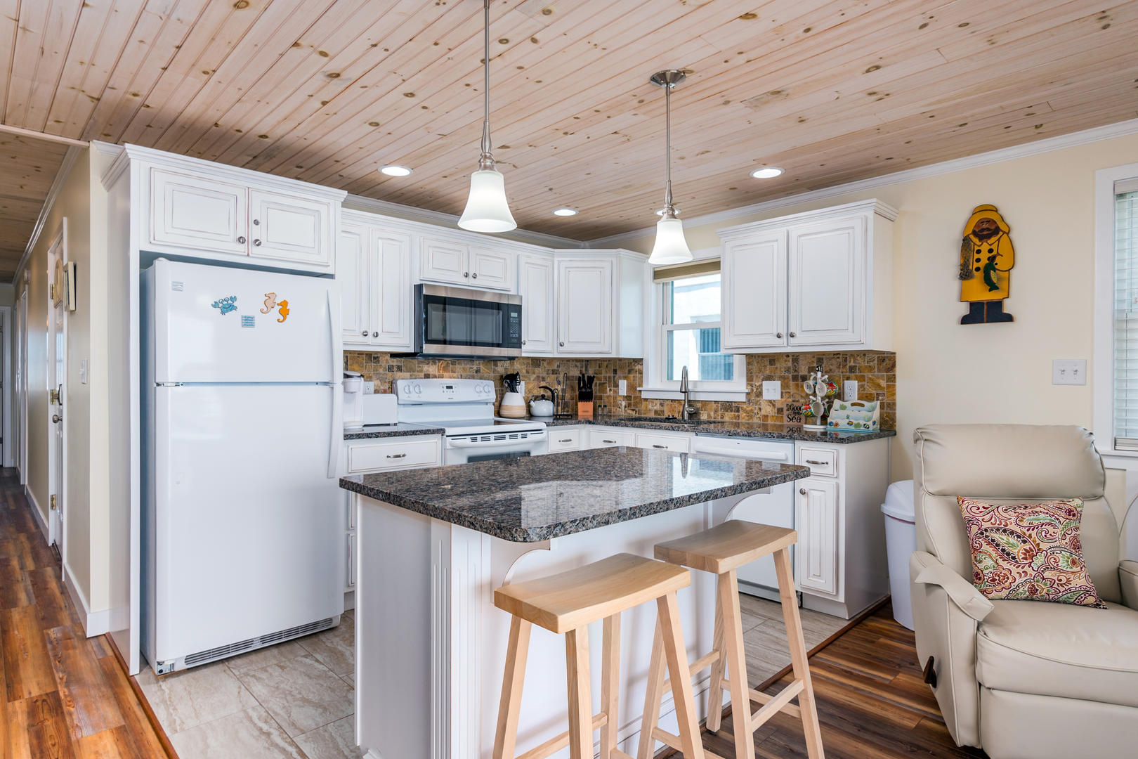 Six West Condominium, Unit 6 - Kitchen