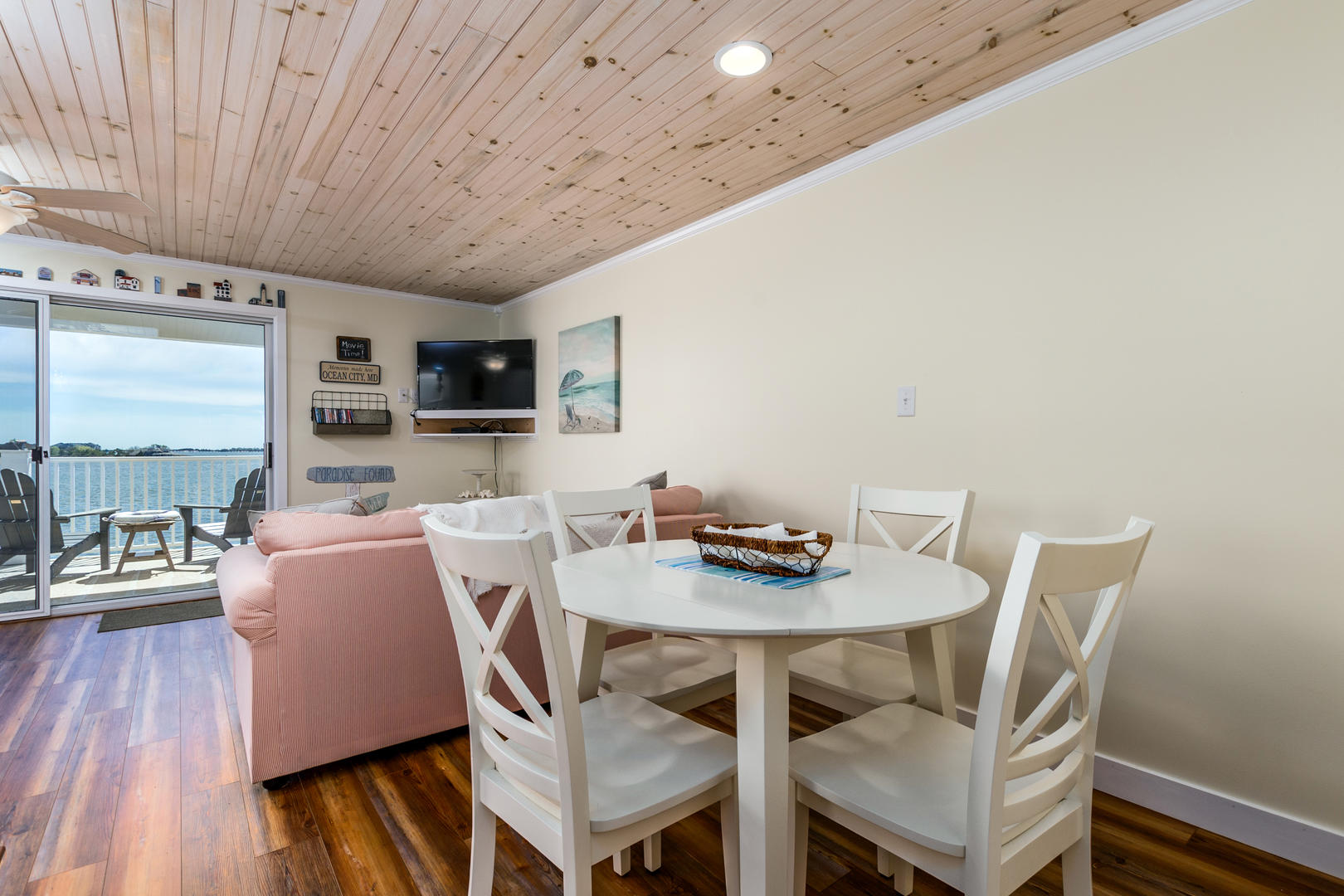 Six West Condominium, Unit 6 - Dining Area