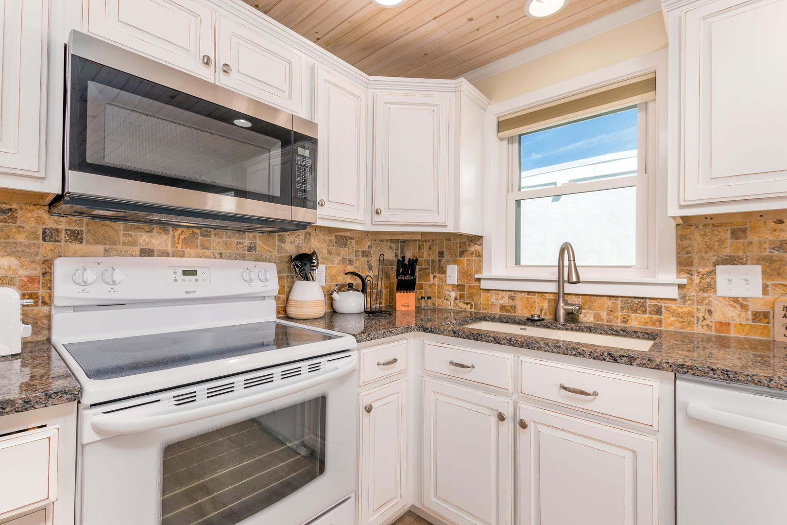 Six West Condominium, Unit 6 - Kitchen Area